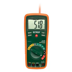 Multimeeter 0.1mV - 600V AC/DC, 10A