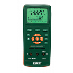LCR200 Komponenditester Extech LCR200