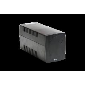 UPS 720W/1200VA line-interactive, 2x 12V/7Ah, 3x CEE 7/3