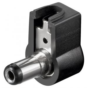DC pistik 2,1x5,5mm nurgaga L=14mm