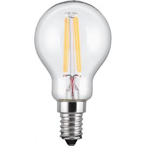 LED pirn, E14 sokliga, 230V pingele, 37W, 450 lm