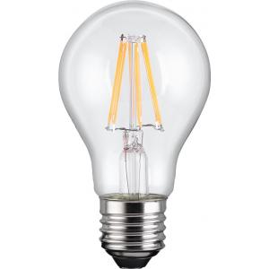 LED pirn, E27, 7W, 2700K (läbipaistev pirn)