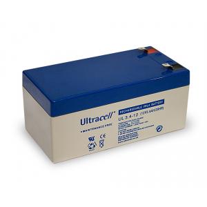 Pliiaku 12V 3,4Ah Ultracell (UL3.4-12)