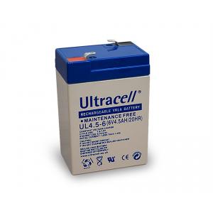 Pliiaku 6V 4,5Ah Ultracell
