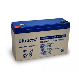 Pliiaku 6V 10Ah Ultracell (UL10-6)