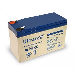 Pliiaku 12V 7,0Ah VDS (187) Ultracell (UL7-12)