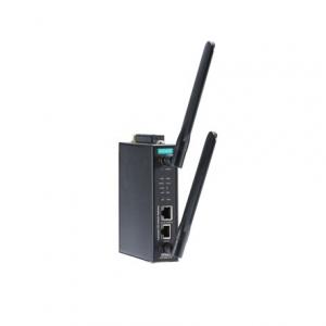 RS-232/422/485 LTE Cellular Gateway, B1/B3/B7/B8/B20 -30 kuni 70°C
