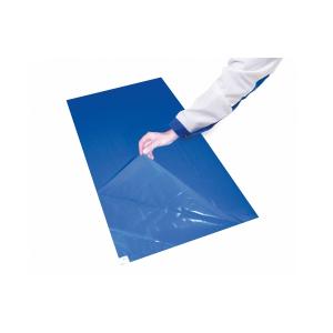 Sinine TACKY kattematt 60x90cm (PACK OF 8)