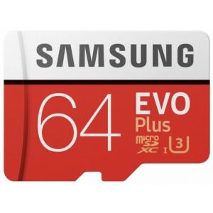 Mälukaart 64GB micro SD EVO+ Class10, SAMSUNG
