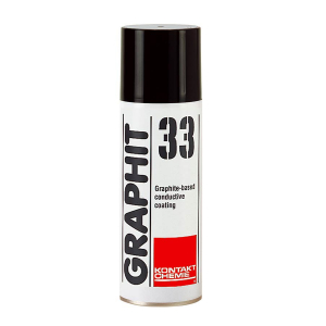 Grafiitspray 200ml, GRAPHIT33