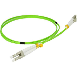 FO jätkukaabel multimode LC-LC duplex OM5 (50/125) 1.0m