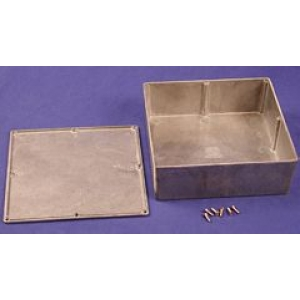 Alumiiniumkarp 187.5x187.5x63mm
