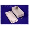 ABS-PLASTIC.121x66x37 GREY IP54