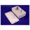 ABS-PLASTIC.193x113x58mm BLACK IP54