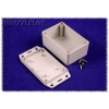 ABS-PLASTIC.87x57x36mm BLACK IP54