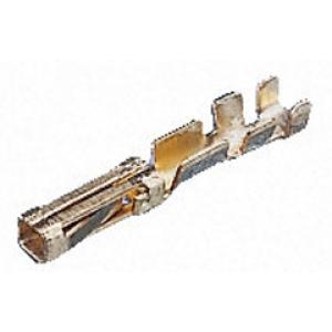 AMPMODU II emane kontakt 0,12-0,40mm² Au 26-22awg 3A
