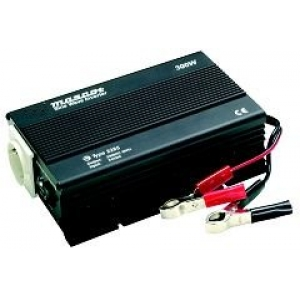 Inverter DC/AC 10...15V/230VAC 300W True Sine Wave