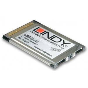 USB 2.0 PC kaart 2-porti