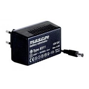 Toiteplokk plug-in 12VDC 0,2A 2,5W sisend 230VAC