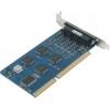 RS-232 ISA kaart, 4 porti + DB9M kabel