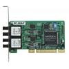 RS-232/422/485 PCI kaart, SM ST Fiibriks kuni 40km, 2 porti