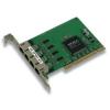 RS-232 PCI kaart, 4 x RJ45 porti