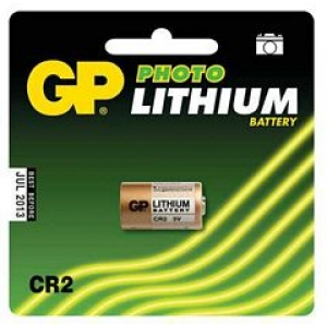 Patarei CR2 Liitium 3V GP