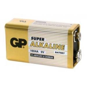 Alkaline patareid