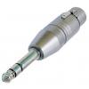 Üleminek 3XLR pesa - 6,3mm (stereo) pistik
