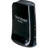 WiFi vastuvõtja: 300Mbps N, 1xLAN, WPS, MIMO (kaabliga võrguseadmetele)