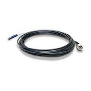 Antennikaabel: RP-SMA - N, UV- / ilmastikukindel 8.0m