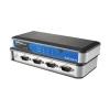 RS-232 USB konverter, 4 porti