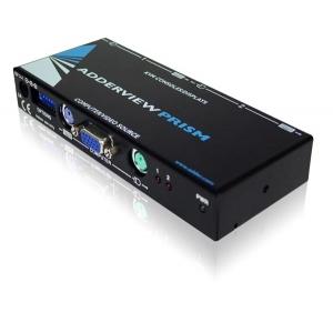 KVM switch: 2 porti, VGA, PS/2, 1 arvuti - 2 kasutajat