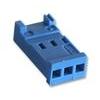 HE14 3way 1row crimp socket shell 281838-3