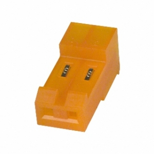 MTA156 pesa kaablile 2-ne 3,96mm 18AWG Oranž