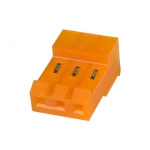 MTA156 pesa kaablile 3-ne 3,96mm 18AWG Oranž