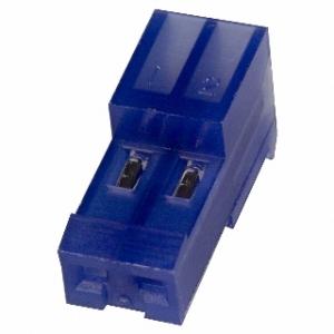 MTA100 pesa kaablile 2-ne 2,54mm sinine 26AWG
