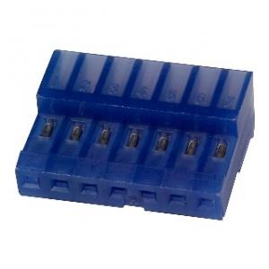 MTA100 pesa kaablile 7-ne 2,54mm sinine 26AWG