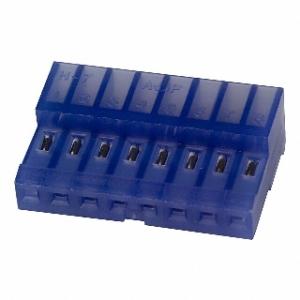 MTA100 pesa kaablile 8-ne 2,54mm sinine 26AWG