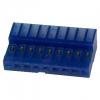 MTA100 pesa kaablile 9-ne 2,54mm sinine 26AWG