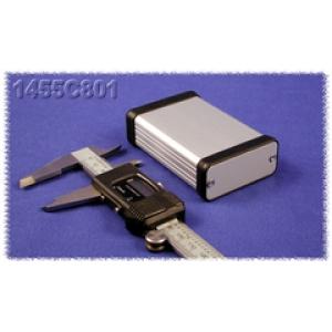 Alumiiniumkarp 1455J1201BK, 120x78x27mm