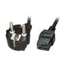 220V Toitekaabel, Schuko - IEC 320 C19 2.0m (16A)