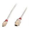 FireWire 800 kaabel 9 pin/ 4 pin, 0.3m
