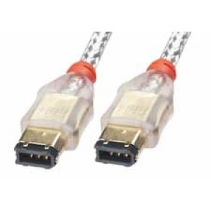 FireWire IEEE 1394 kaabel 6 pin/ 6 pin 1.0m