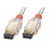 FireWire IEEE 1394 kaabel 6 pin/ 6 pin 10.0m