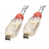 FireWire IEEE 1394 kaabel 4 pin/ 4 pin 1.0m