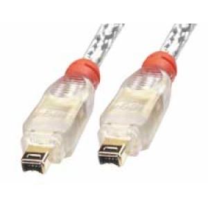 FireWire IEEE 1394 kaabel 4 pin/ 4 pin 7.5m