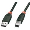USB 2.0 kaabel A - B 5.0m must