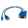 VGA + Audio pikendaja (saatja kuni 150m)