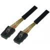 Mini SAS kaabel 0.5m (SFF-8087 - SFF-8087)